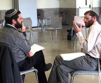 2017 rabbis learning